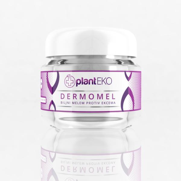 dermomelem biljni melem protiv ekcema 600x600 - DERMOMEL - Biljni melem za ekcem