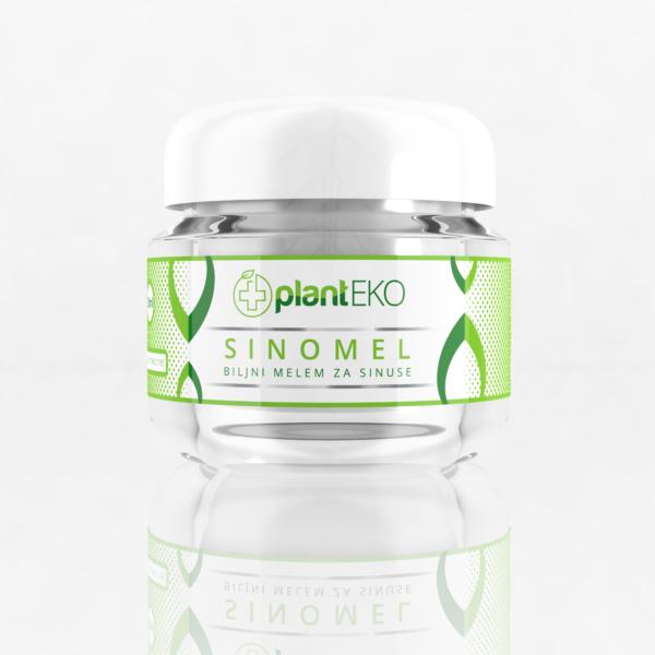 sinomelem biljni melem za sinuse 600x600 - SINOMEL – BILJNI MELEM ZA SINUSE